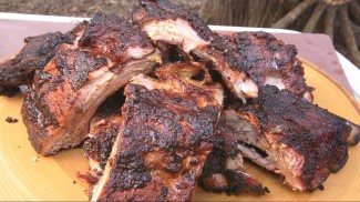 Baby Back Ribs by the BBQ Pit Boys