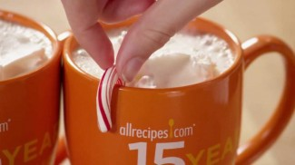 Christmas Recipes – Candy Cane Cocoa