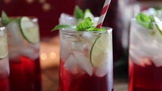 Drink Recipes – How to Make Cranberry Punch