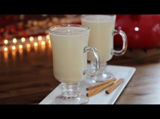 Holiday Drinks – Hot Buttered Rum Recipe