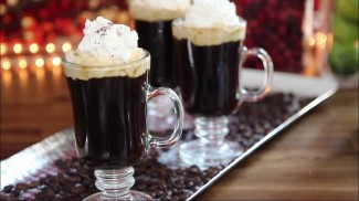 Holiday Drinks – How to Make a Coffee Nudge
