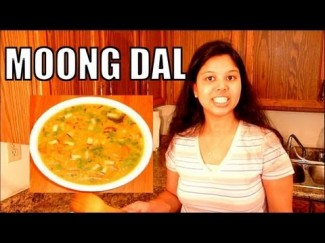 How to make Moong Dal – Special Bengali Mung Daal