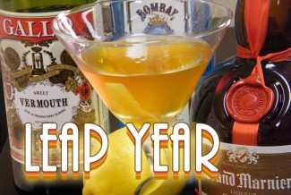 How To Make the Leap Year Cocktail – theFNDC.com