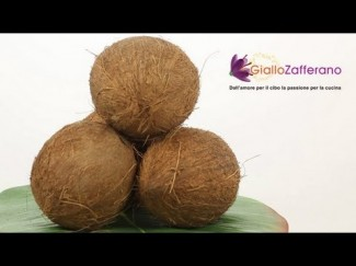 How to open a coconut – cooking tutorial