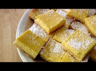 Lemon Bars – Recipe by Laura Vitale – Laura in the Kitchen Episode 136