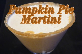 Pumpkin Pie Martini Recipe – TheFNDC.com