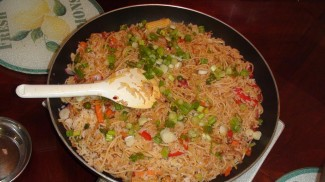 Vegetable Fried Rice – Video Recipe by Bhavna