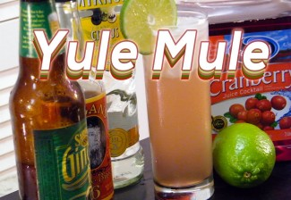 Yule Mule Christmas Cocktail – TheFNDC.com