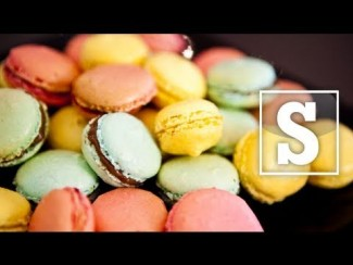 MACARONS RECIPE ft JENNA MARBLES – SORTED