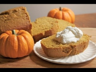 Moist & Fluffy Pumpkin Bread Recipe – How to make Pumpkin Bread