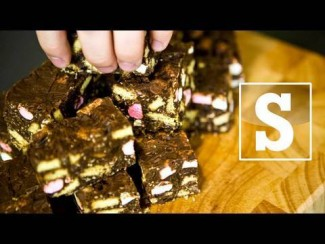 ROCKY ROAD RECIPE – SORTED