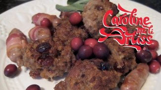 How to make Chesnut Stuffing – Christmas or Thanksgiving  recipe