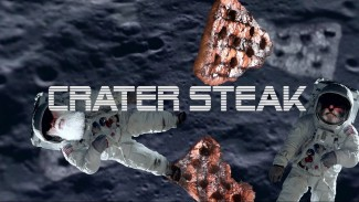 Pit Boys Crater Steaks recipe