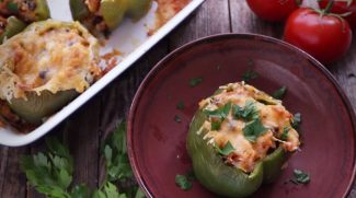 Ground Beef Recipes – How to Make Mexican Stuffed Peppers