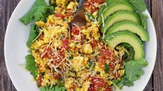 Brunch Recipes – How to Make Scrambled Tofu
