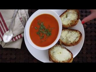 Side Dish Recipes – How to Make Toasted Garlic Bread