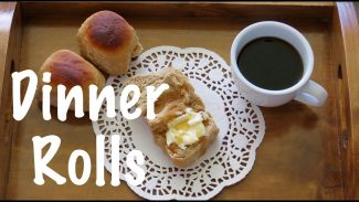 Whole Wheat Dinner Rolls | The Frugal Chef