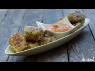 Appetizer Recipes – How to Make Cauliflower Tots
