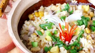 CLAYPOT FRIED RICE – Com chien tay cam
