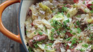 Comfort Food Recipes – How to Make Cabbage Jambalaya