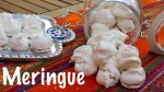 Easy Meringue Cookies Recipe  | The Frugal Chef