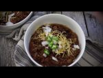 Ground Beef Recipes – How to Make Spicy Slow Cooked Chili