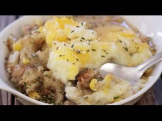 Thanksgiving Leftover Recipes – How to Make Leftover Thanksgiving Casserole