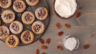 Cookie Recipes – How to Make Pecan Pie Cookies